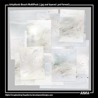 ArtsyKardz Beach MultiPack