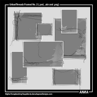 UrbanThreadz Framed No. 2