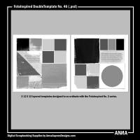 FotoInspired DoubleTemplate No. 46