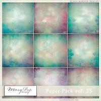 CU Paper Pack vol. 25