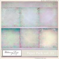 CU Paper Pack vol. 23