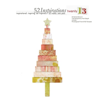 52 Inspirations :: 2013 {Christmas) Bonus No. 2