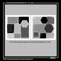 FotoInspired DoubleTemplate No. 75