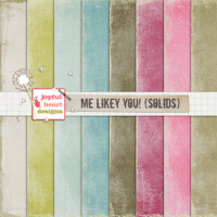 Me Likey You (solids)
