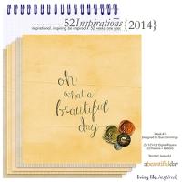 52 Inspirations :: 2014 {Week 41}