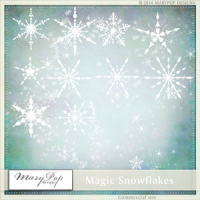 CU Magic Snowflakes