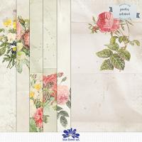 Garden Notebook Paper Pack