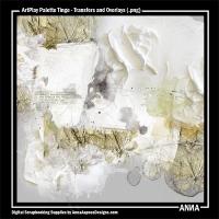 ArtPlay Palette Tinge Transfers