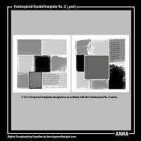 FotoInspired DoubleTemplate No. 2