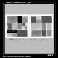 FotoInspired DoubleTemplate No. 7