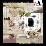 ArtPlay Palette Wayfaring