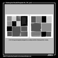 FotoInspired DoubleTemplate No. 30