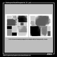 FotoInspired DoubleTemplate No. 57