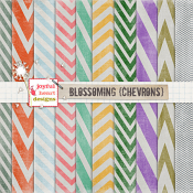 Blossoming (chevrons)