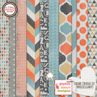Color Crush 22 (miscellany)