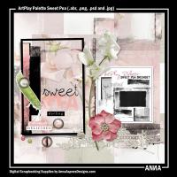 ArtPlay Palette Sweet Pea