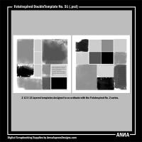 FotoInspired DoubleTemplate No. 51