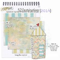 52 Inspirations 2014 - week 30