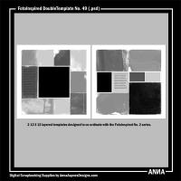 FotoInspired DoubleTemplate No. 49