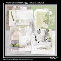 ArtsyKardz  Et Voil� MultiPack