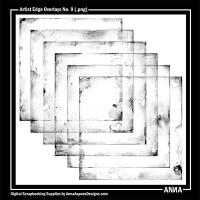 Artist Edge Overlays No. 9