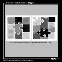 FotoInspired DoubleTemplate No. 82