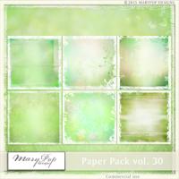 CU Paper pack vol. 30