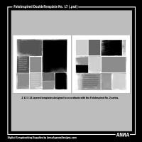 FotoInspired DoubleTemplate No. 17