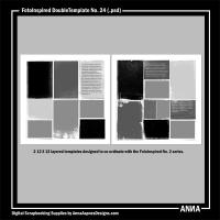 FotoInspired DoubleTemplate No. 24