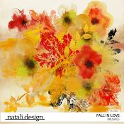 Fall in Love Brushes