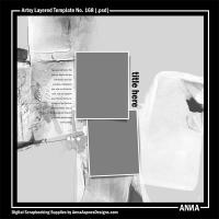 Artsy Layered Template No. 168