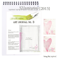 52 Inspirations :: 2013 Art Journal No. 3
