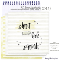 52 Inspirations :: 2015 {Week 3}