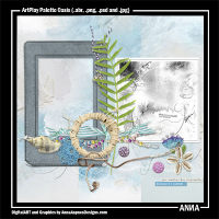ArtPlay Palette Oasis