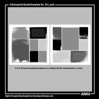 FotoInspired DoubleTemplate No. 55