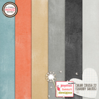 Color Crush 22 (shabby solids)