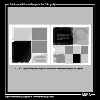FotoInspired DoubleTemplate No. 36