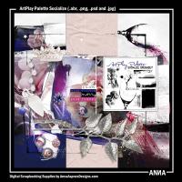 ArtPlay Palette Socialize