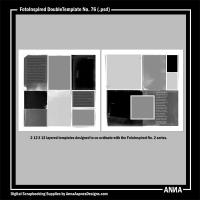 FotoInspired DoubleTemplate No. 76