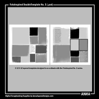 FotoInspired DoubleTemplate No. 5