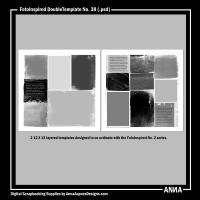 FotoInspired DoubleTemplate No. 38