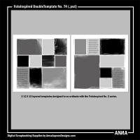 FotoInspired DoubleTemplate No. 74
