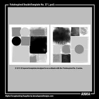 FotoInspired DoubleTemplate No. 37