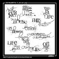 Life WordART No. 9
