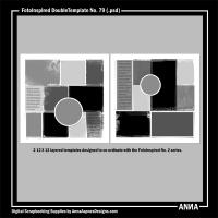FotoInspired DoubleTemplate No. 79
