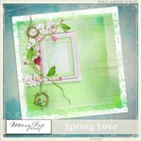Spring Love Freebie
