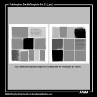 FotoInspired DoubleTemplate No. 21