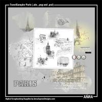 TravelSampler Paris