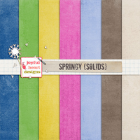 Springy (solids)