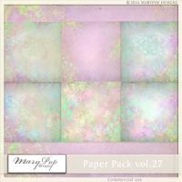 CU Paper pack vol. 27